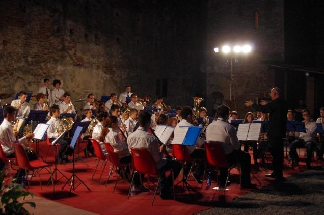 Concerto Al Castello Di Soncino